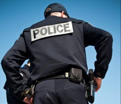 cop gun holster
