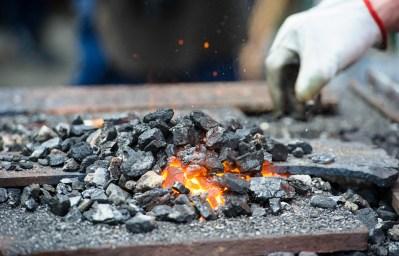 Burned by coal