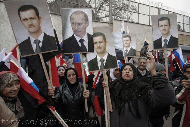The Guardian Reveals the West Ignored Russian Offer to Depose Assad in 2012