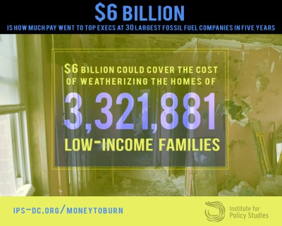 fossil fuel exec pay versus weatherization costs3