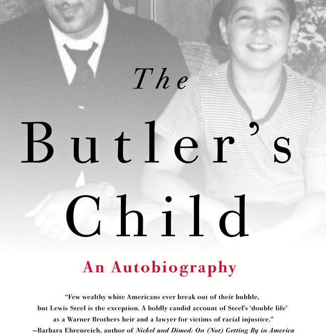 Book Launch: The Butler's Child