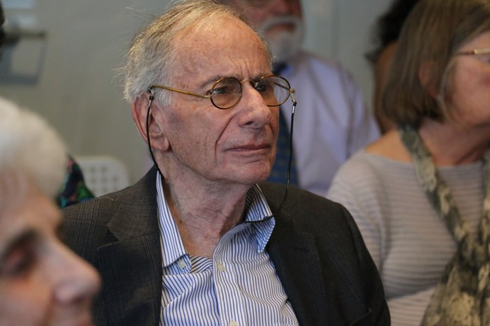 Marc Raskin (pictured) co-founded IPS with Richard Barnet in 1963.