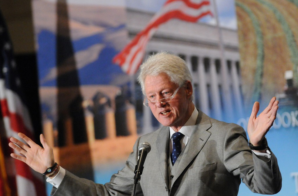 Bill Clinton Should Hit the Road for Criminal Justice Reform
