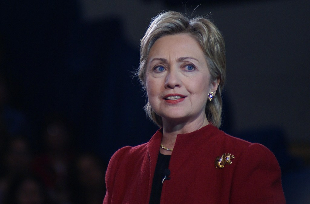 Hillary Clinton Channels Her Inner Teddy Roosevelt