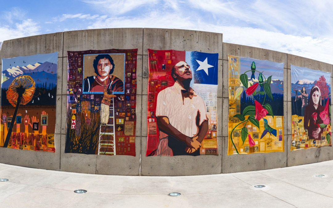 New Mural Commemorates a Tragedy Turned Legacy of Activism in Chile, and Beyond