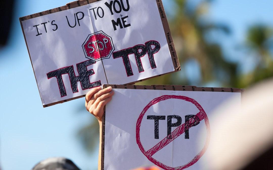 Victory for El Salvador Serves as Encouragement for TPP Fight