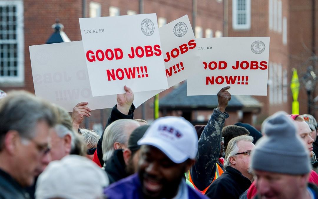 Shrink Wall Street to Guarantee Good Jobs
