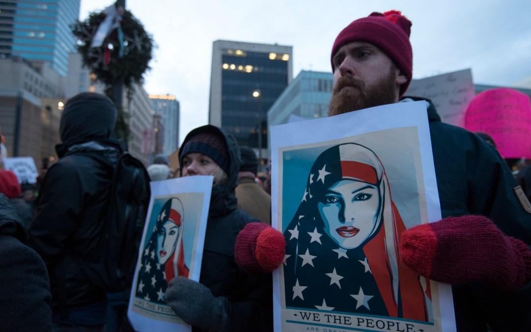Trump's Anti-Islamic Sentiments Extend Beyond The Muslim Ban
