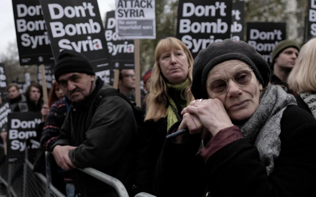 Building a New Movement Against Militarism