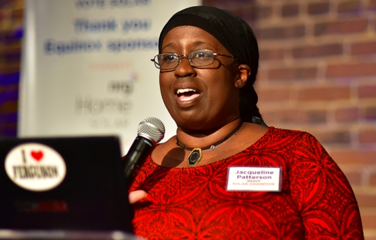 Jacqueline Patterson Presentation: Challenging the U.S. War on the Atmosphere