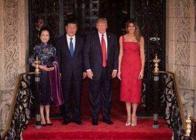 donald-trump-xi-jinping-first-lady