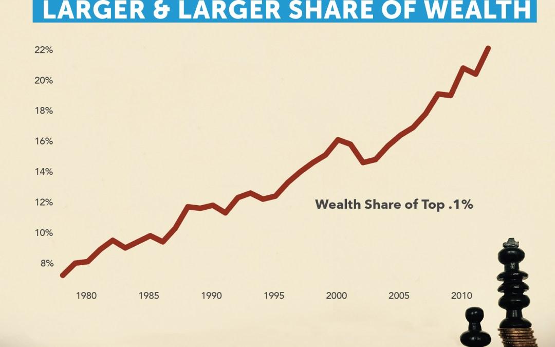 Help Spread the Word: #ReversingInequality