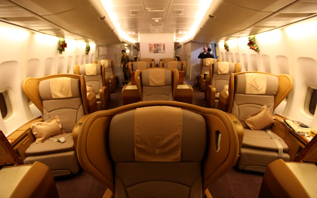 Luxury Jets Are Getting Cheaper. That Means More Air Pollution and Traffic Jams For the Rest of Us.