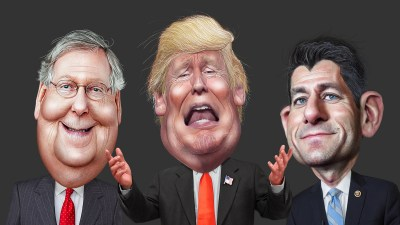 mitch-mcconell-donald-trump-paul-ryan-gop-taxes