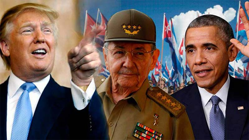Cuba Policy from Obama to Trump: Differences or Only Distinctions