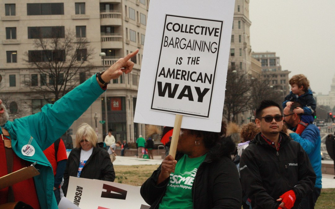 Building a Labor Movement for the 21st Century