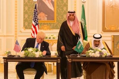 trump-bin-salman