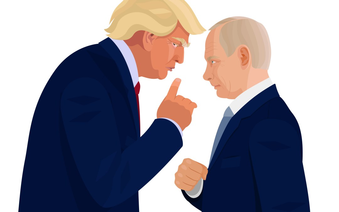 The Trump-Putin Summit Could Have Huge Implications on Syria