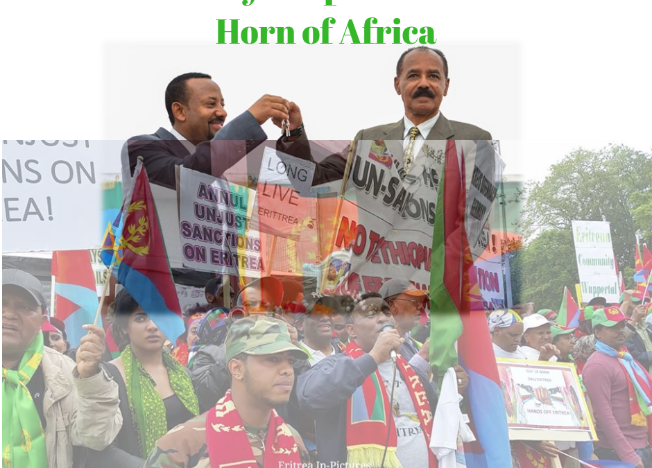 Eritrea & Geopolitics in The Horn of Africa