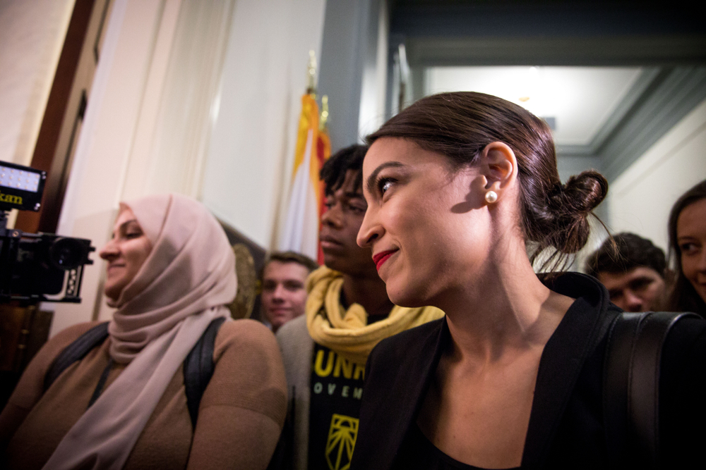 U.S. Tax Policy Can Turn on a Dime. Has Alexandria Ocasio-Cortez Just Turned It?