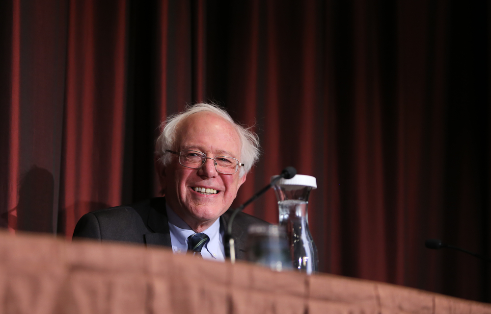 Bernie's Latest Proposal Attempts to Reign in the Influence of America's Wealthiest Families