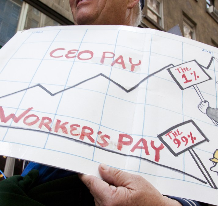 When Corporations Pay CEOs Way More Than Employees, Make Them Pay!