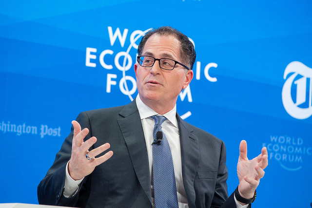 For Dell's Billionaire CEO, Taxing the Ultra-Rich is a Joke