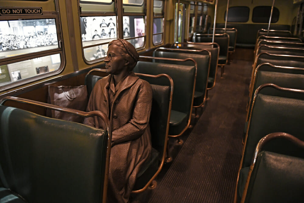 Let's Honor Rosa Parks by Continuing Her Struggle for Transit Equity
