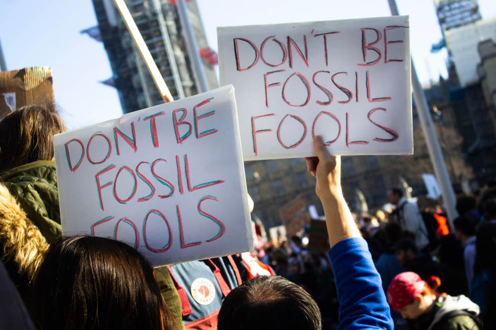 Climate-Striking Young People Get Climate Change. Why Can't Their Elders?