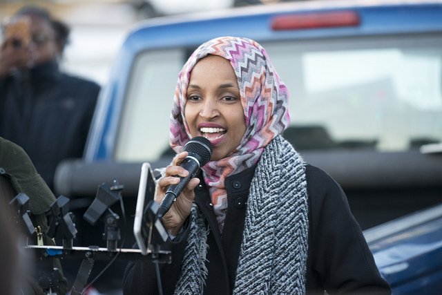 The Democratic Party Attacks on Ilhan Omar Are a Travesty
