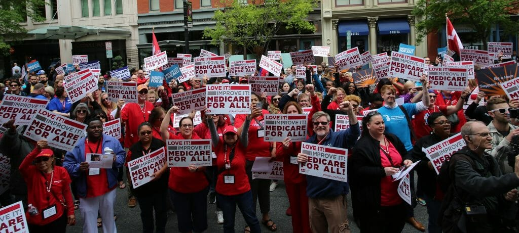 Nurses Tell Big Pharma: Put Patients Over Profits