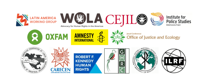 Honduran-Government-Latin-American-Working-Group-IPS-Statement