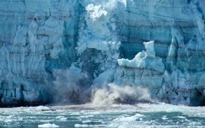 melting-glacier