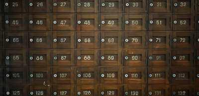 PO-boxes