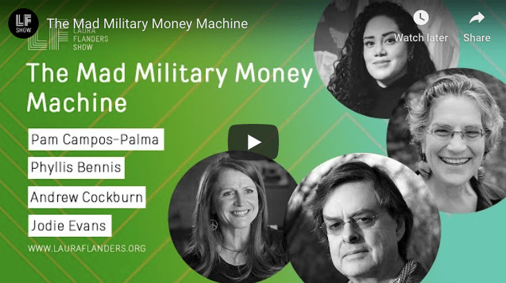 The Mad Military Money Machine