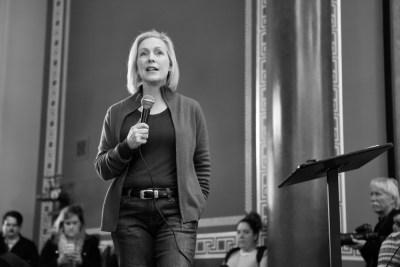 democratic-debate-2020-presidential-kirsten-gillibrand