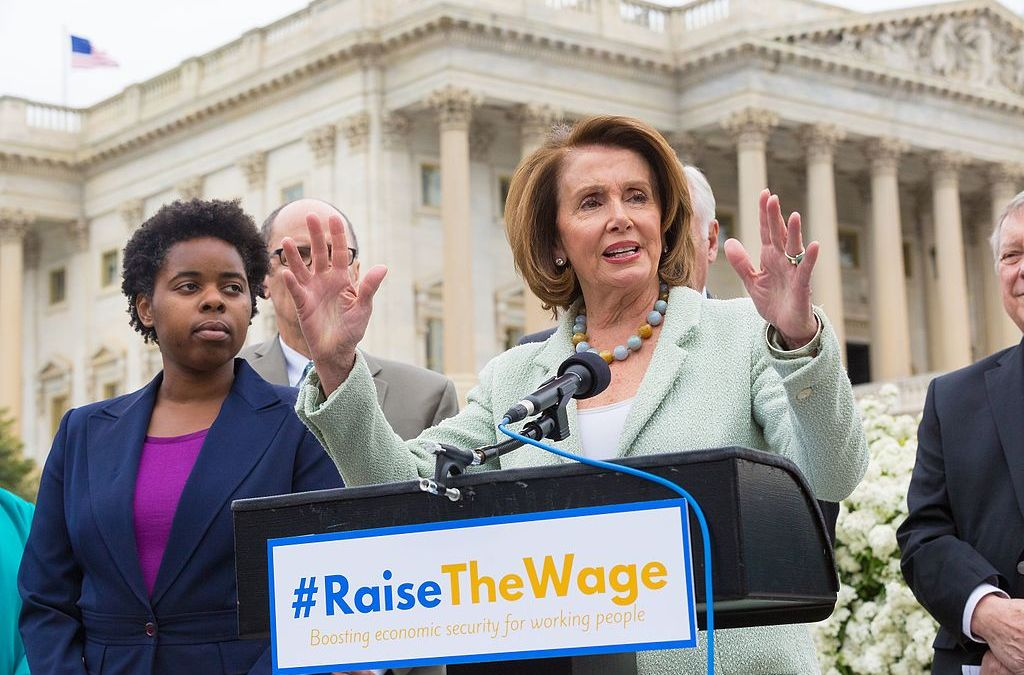 House Passes Historic Raise The Wage Act For $15 An Hour