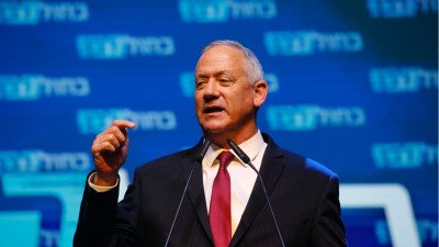 benny-gantz-israel-election