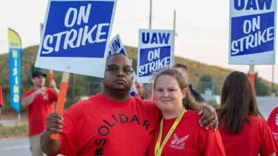 uaw-strike