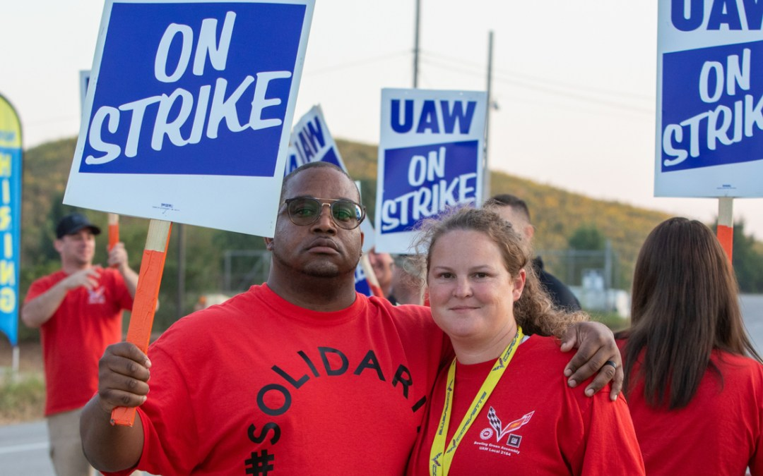 The GM Strike: A Century of Context