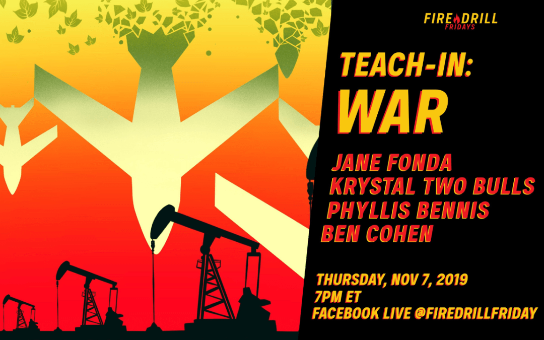 War and the Military: A Teach-In