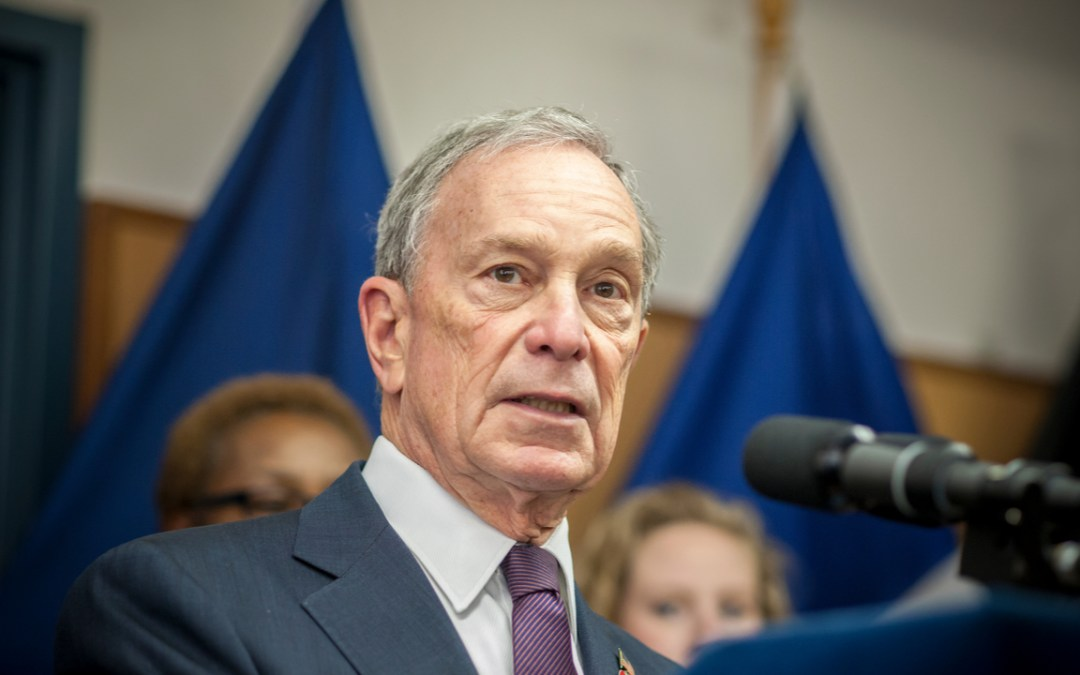 Michael Bloomberg Bought Gracie Mansion. Could He Buy the White House?