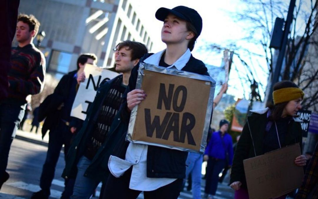 We Need a Strong Anti-War Movement—Yesterday