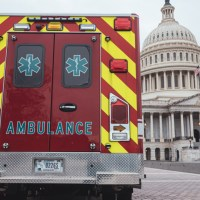 ambulance-washington-dc-stimulus-bill-emergency