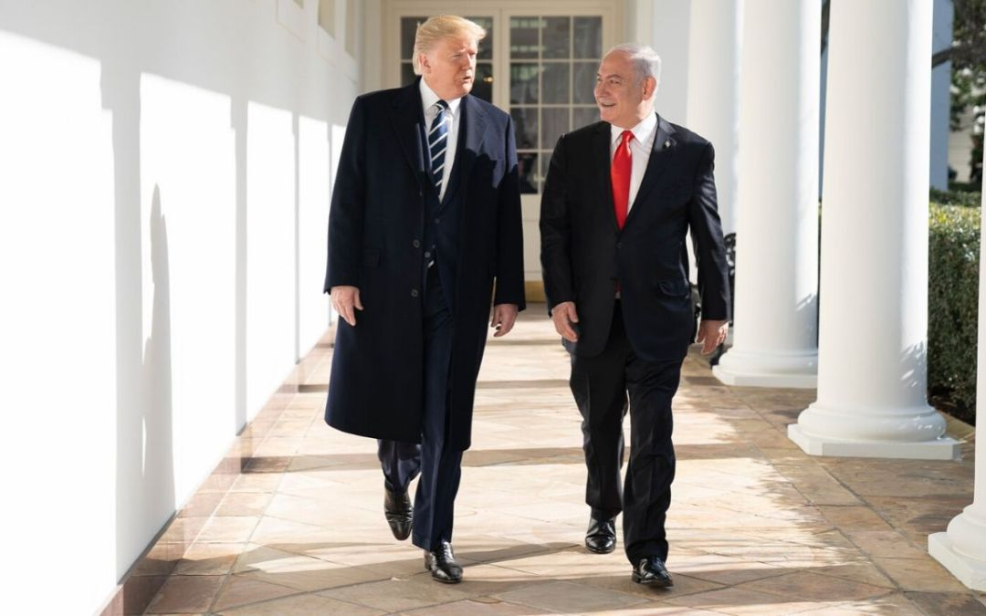 Trump Has Shattered the Bipartisan Consensus on Israel — and That's a Good Thing