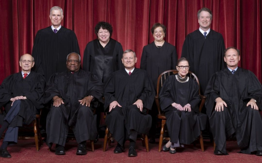 Supreme Court Could Soon Make Government Regulation, and the Next Election, Moot