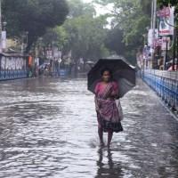flooding in Kolkata