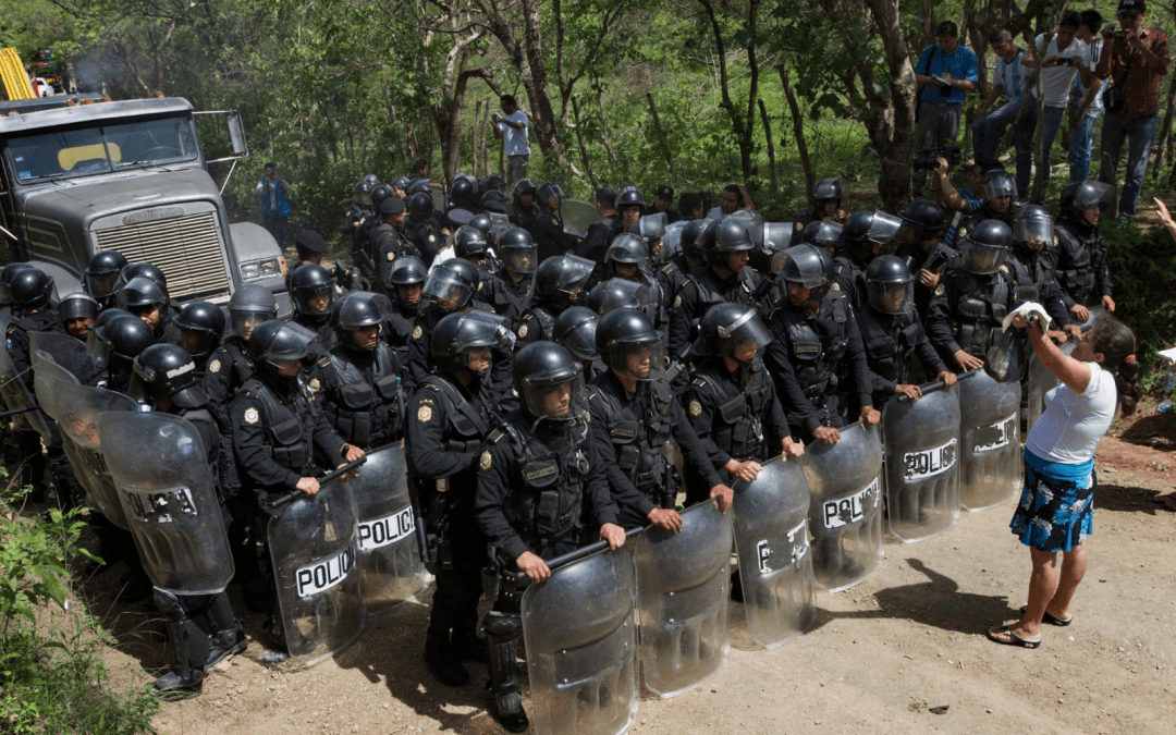When Police Repression is Not Enough: A U.S. Corporation is Suing Guatemala to Crush Local Mining Opposition