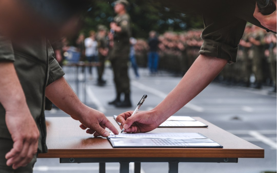 Military Recruiters Don't Belong in High Schools