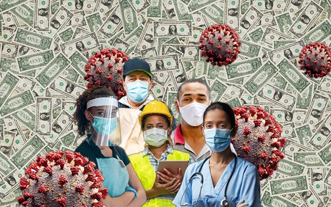 Billionaire Wealth vs. Community Health